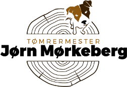 Logo - Tømrermester Jørn Mørkeberg mindst