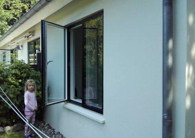 Nye Futura+ vinduer monteret